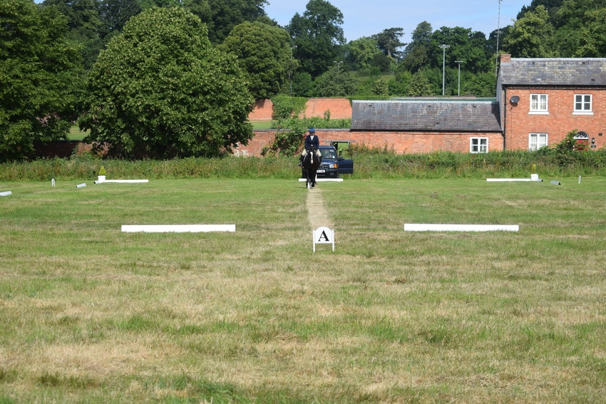 BRC NAF FIVE STAR SENIOR DRESSAGE AND RIDER TEST QUALIFIER AT PRINCETHORPE COLLEGE